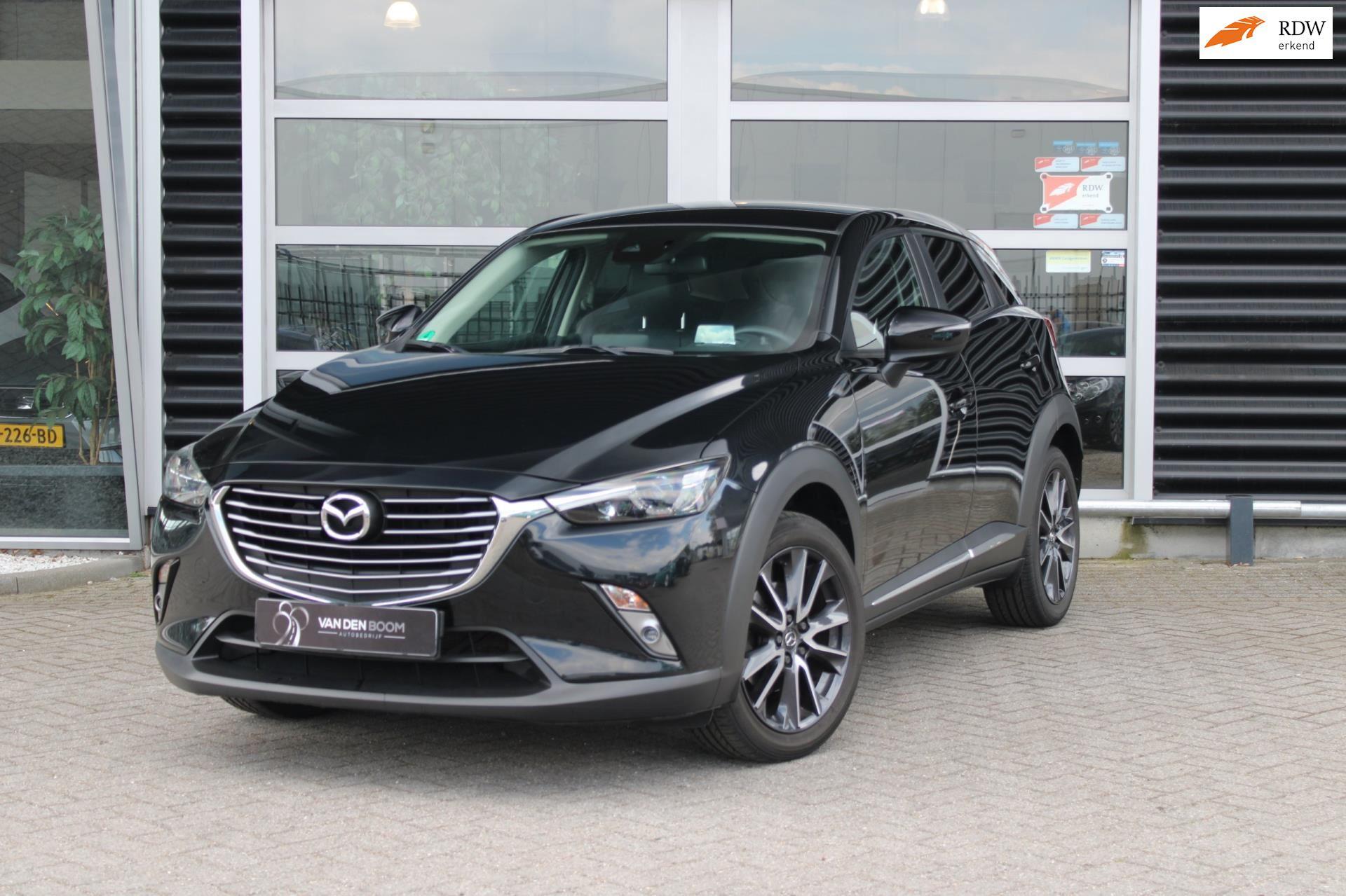 Mazda CX-3 occasion - Van den Boom Autobedrijf