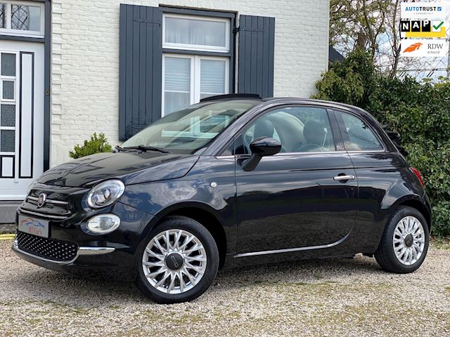 Fiat 500 C occasion - M.T.  Cars & Carcleaningcenter