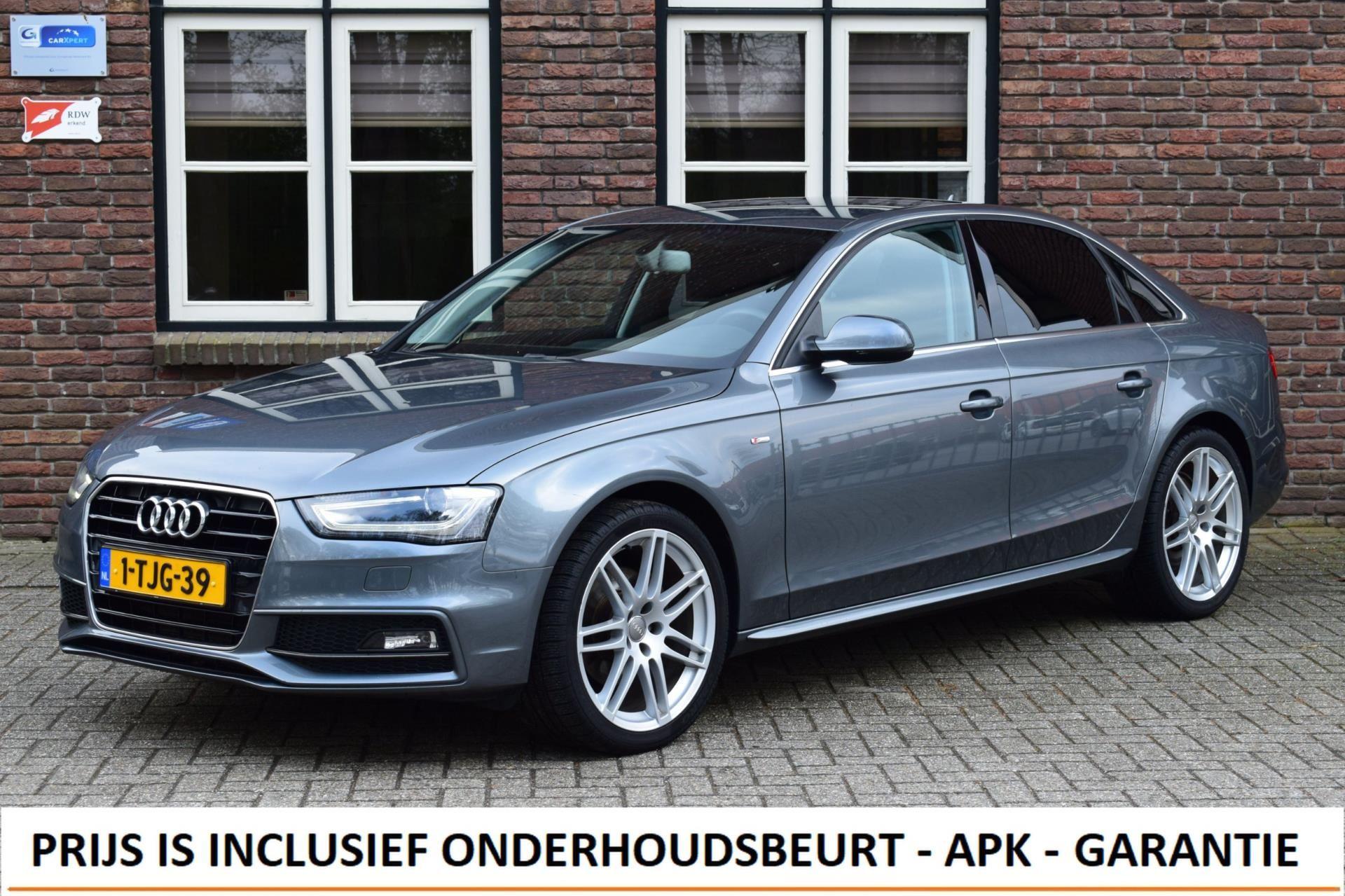 Audi A4 occasion - Autobedrijf van der Veen