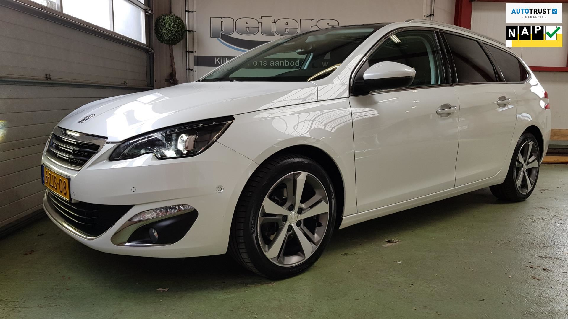 Peugeot 308 SW occasion - Peters Auto's