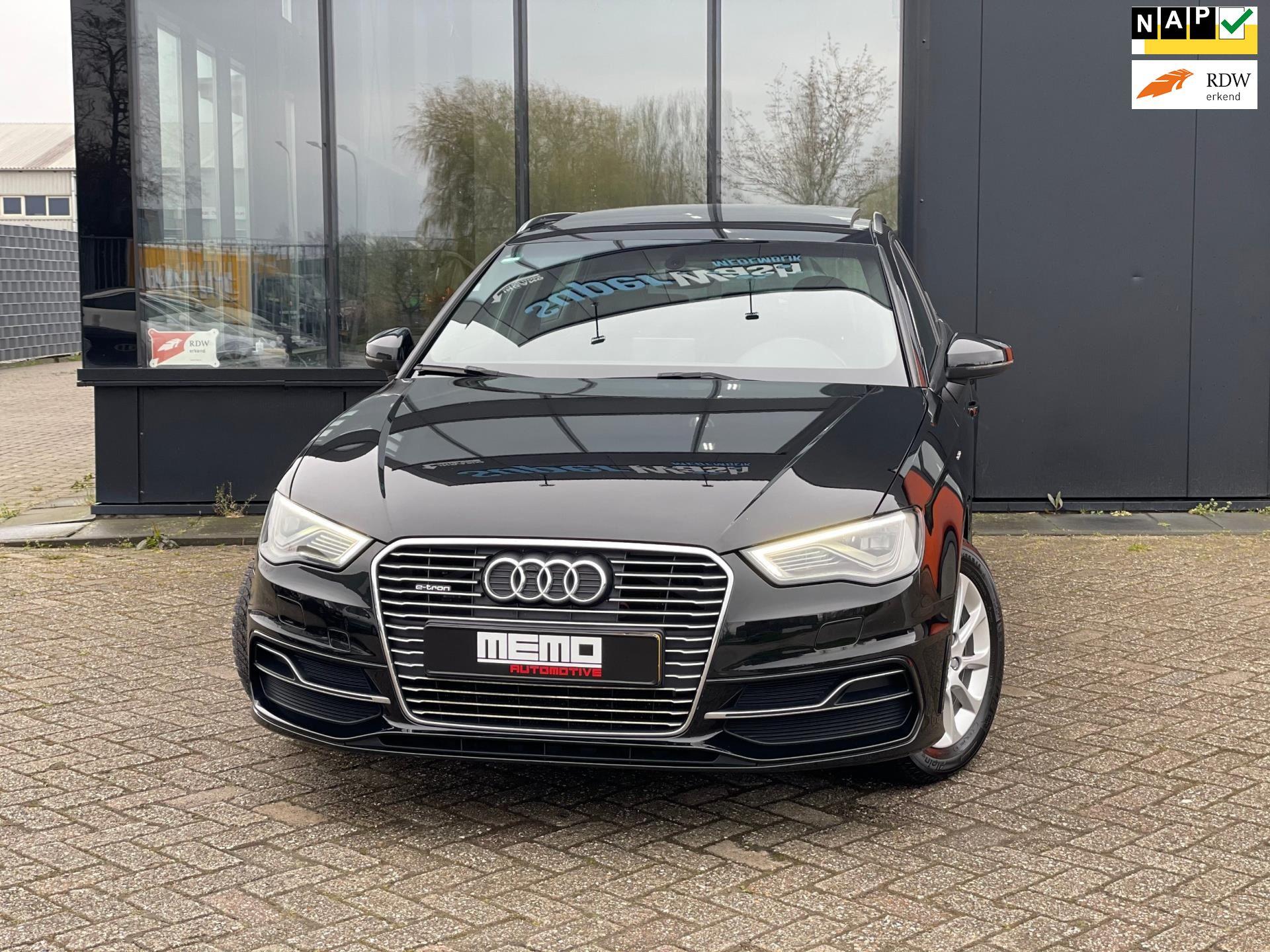 Audi A3 Sportback occasion - Memo Automotive