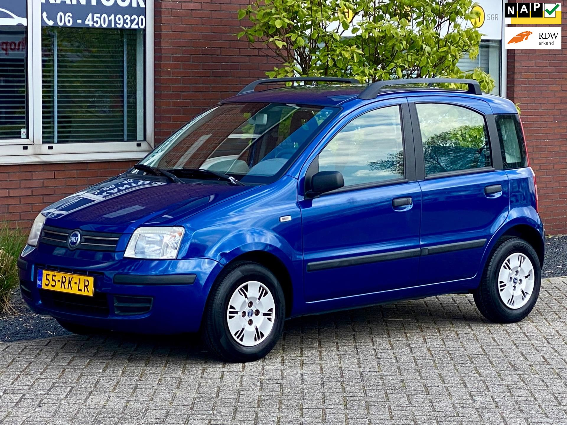 Fiat Panda occasion - Van Loon Automotive