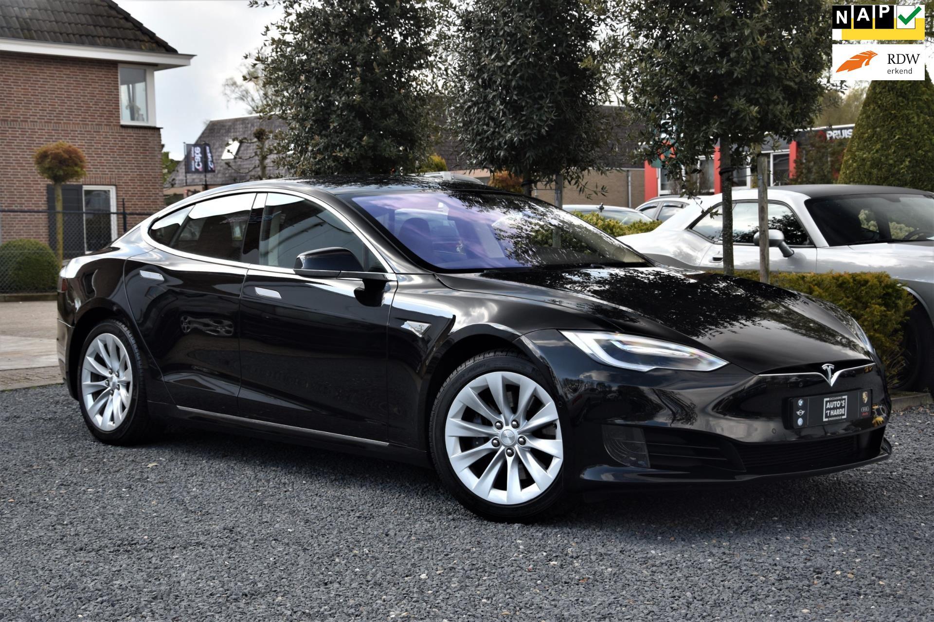 Tesla Model S occasion - Auto`s `t Harde