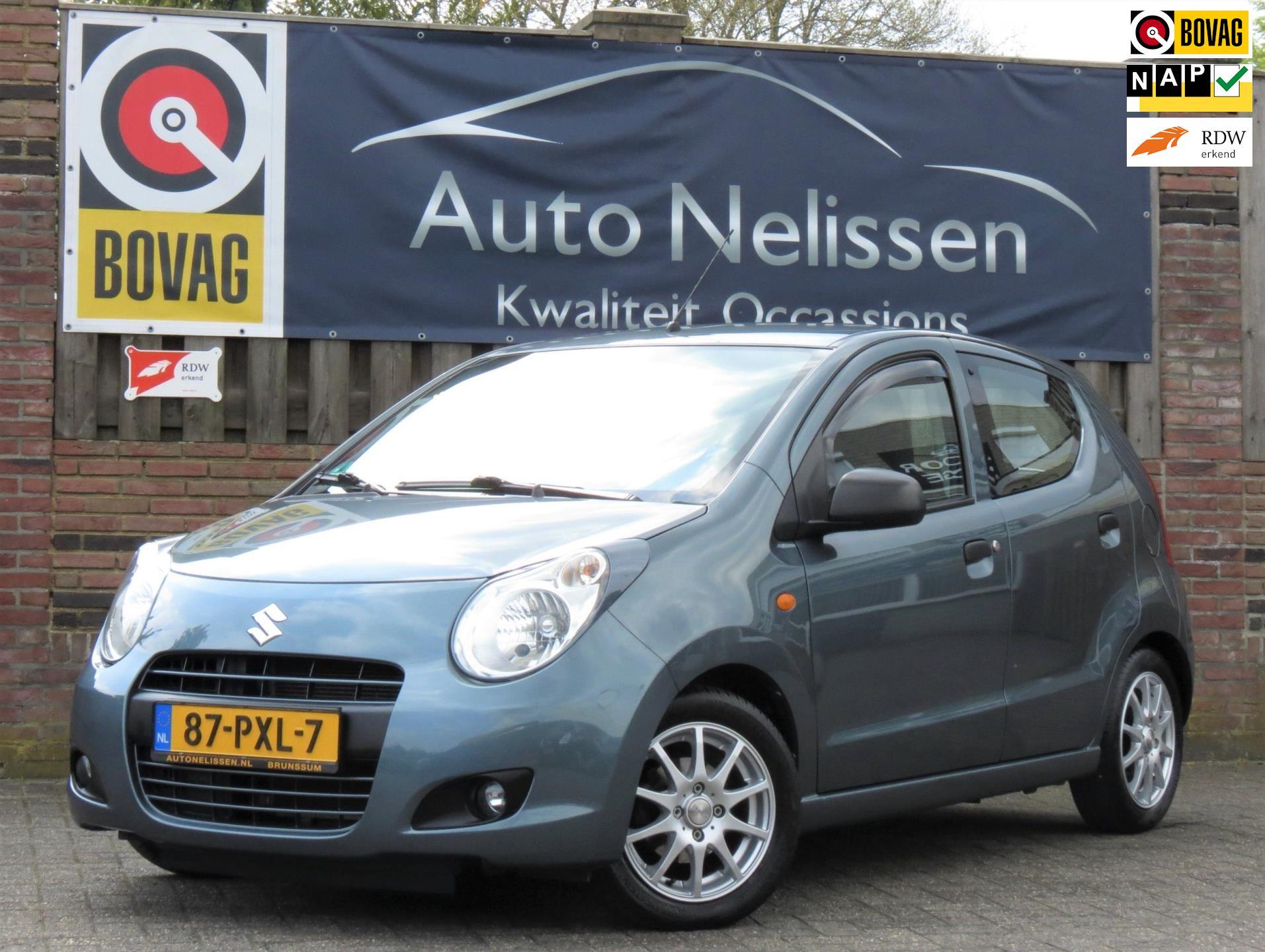 Suzuki Alto occasion - Auto Nelissen