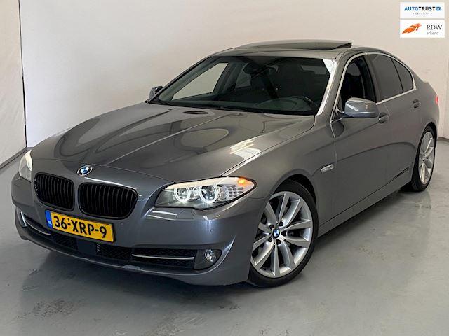 BMW 5-serie 525d High Exe / Navi Prof / Schuifdak / Leder