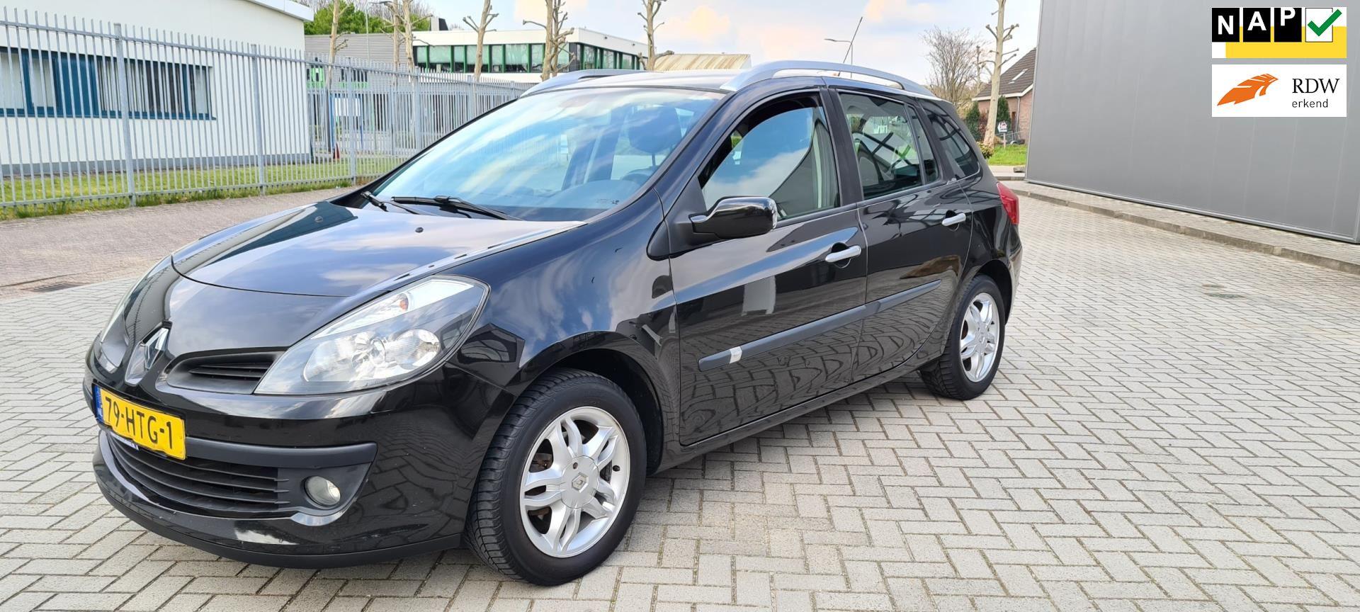 Renault Clio Estate occasion - Weerterveld Auto's