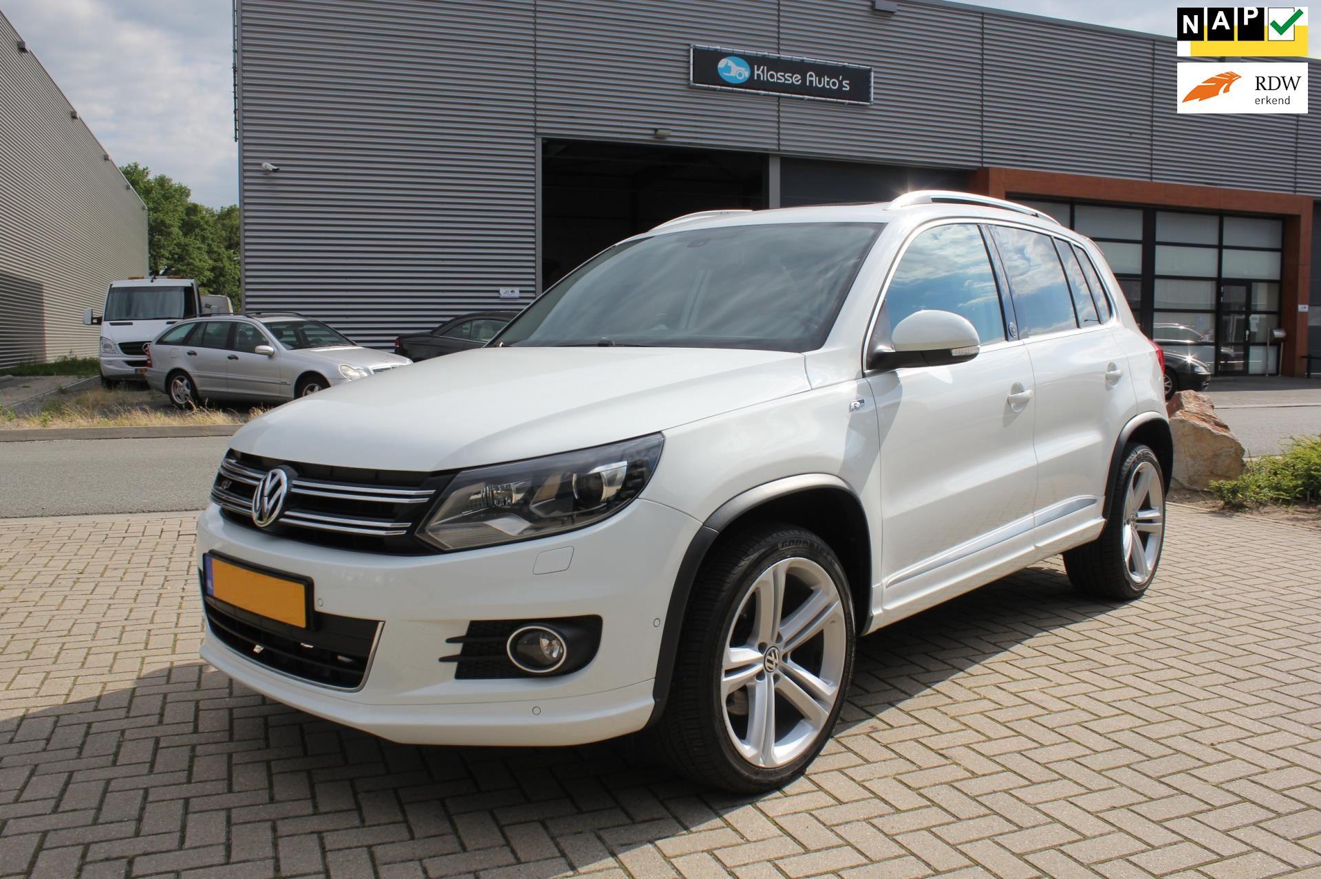 Volkswagen TIGUAN occasion - Klasse Auto's B.V.