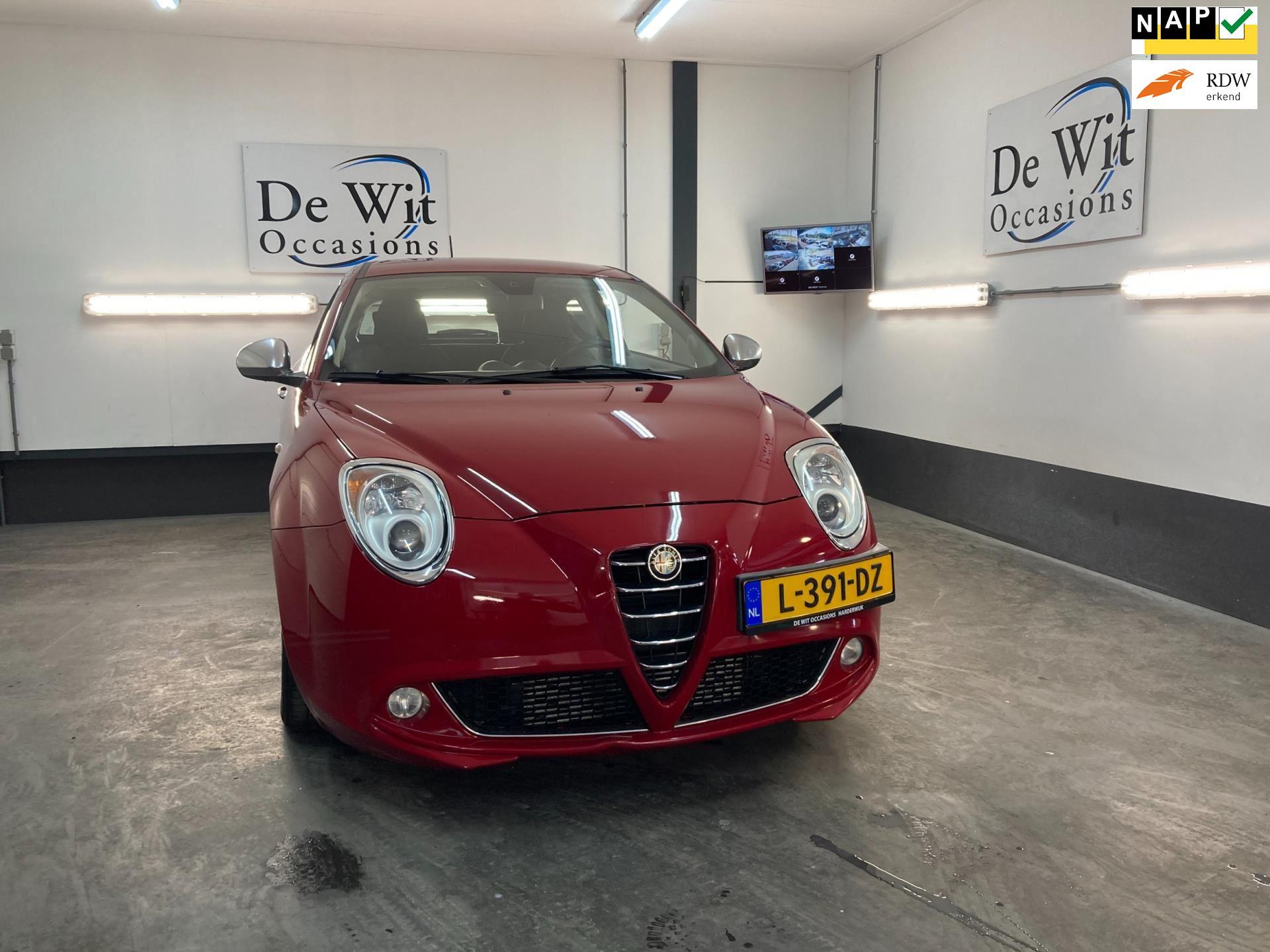Alfa Romeo MiTo occasion - De Wit Occasions