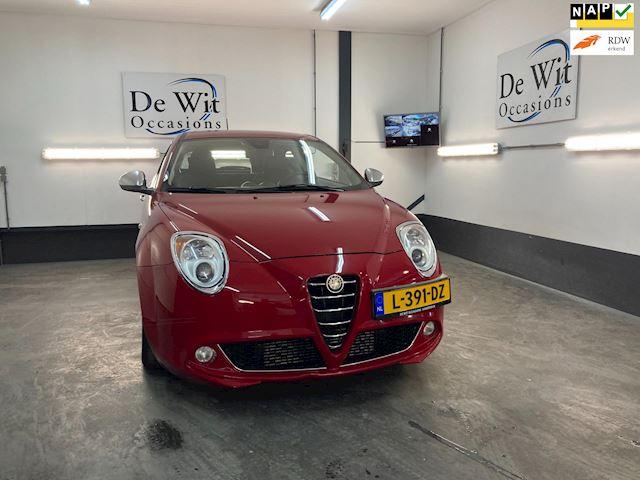 Alfa Romeo MiTo 1.4 T Distinctive uitv. in MOOIE STAAT van 1e EIG.!! NWE APK/GARANTIE.