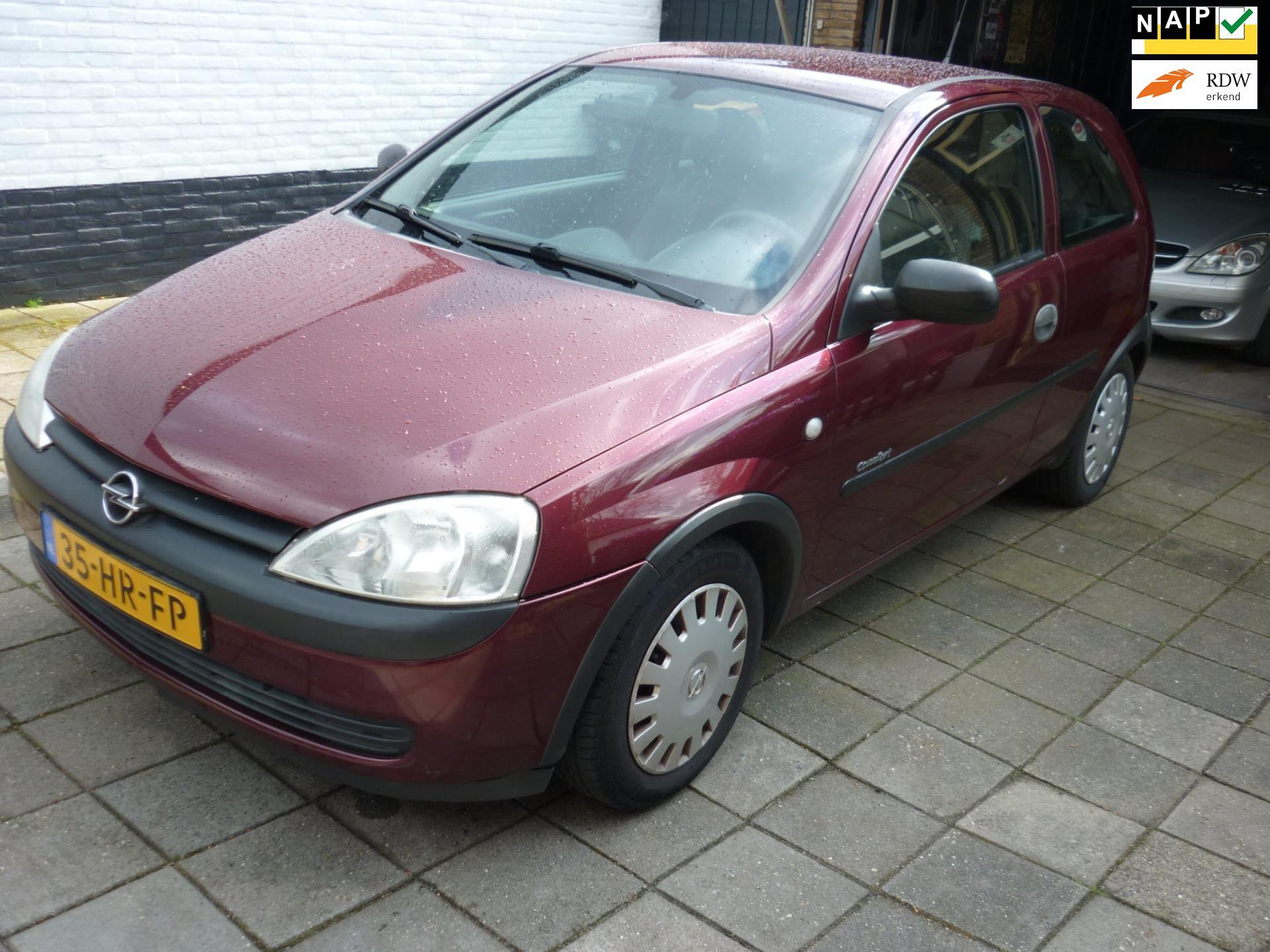 Opel Corsa occasion - Handelsonderneming Endendijk