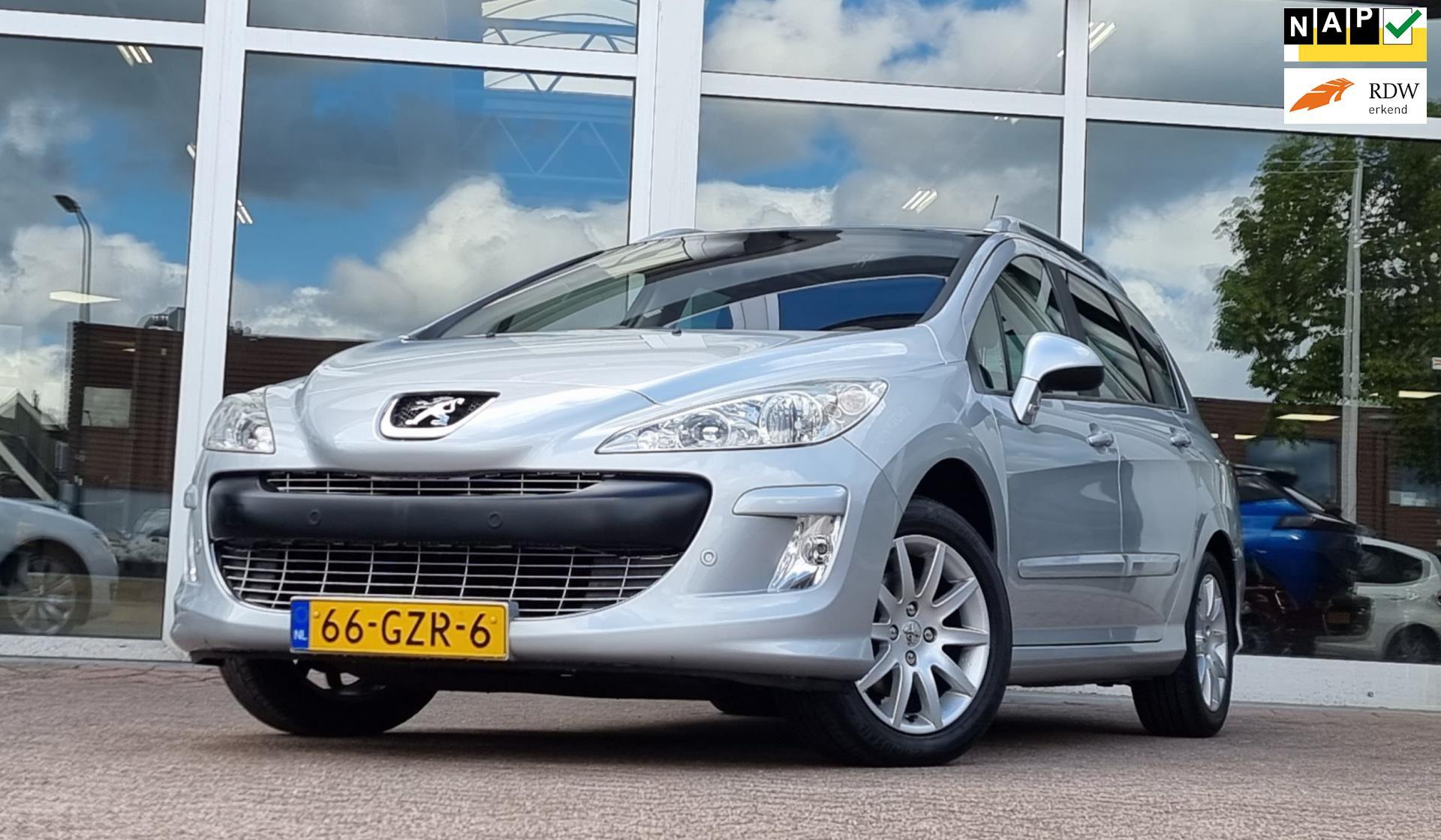 Peugeot 308 SW occasion - van den Boog Automotive