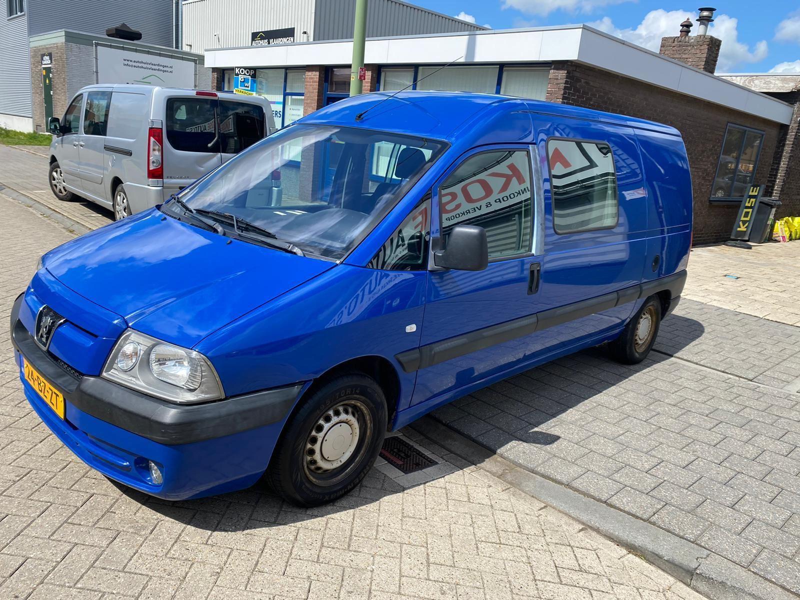 Peugeot Expert occasion - Kose Auto's