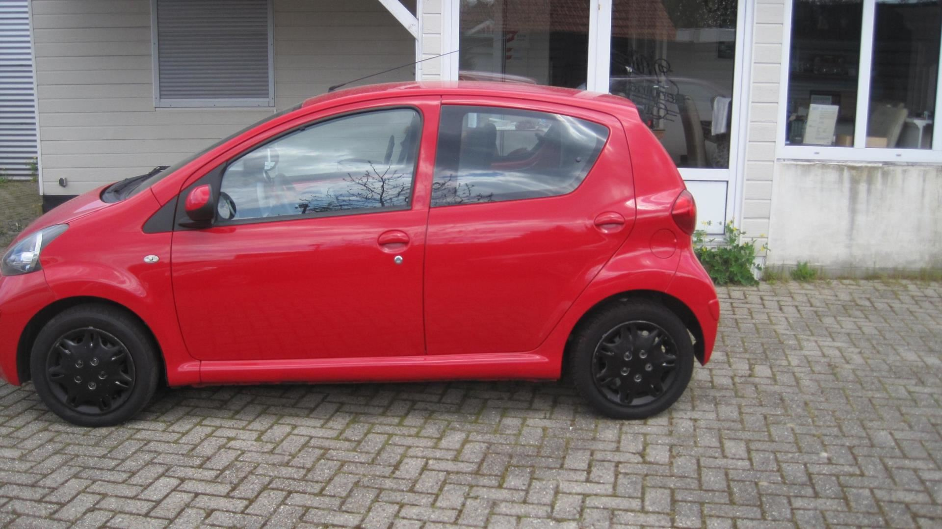 Toyota Aygo occasion - Emile Lamberts Auto Occasions