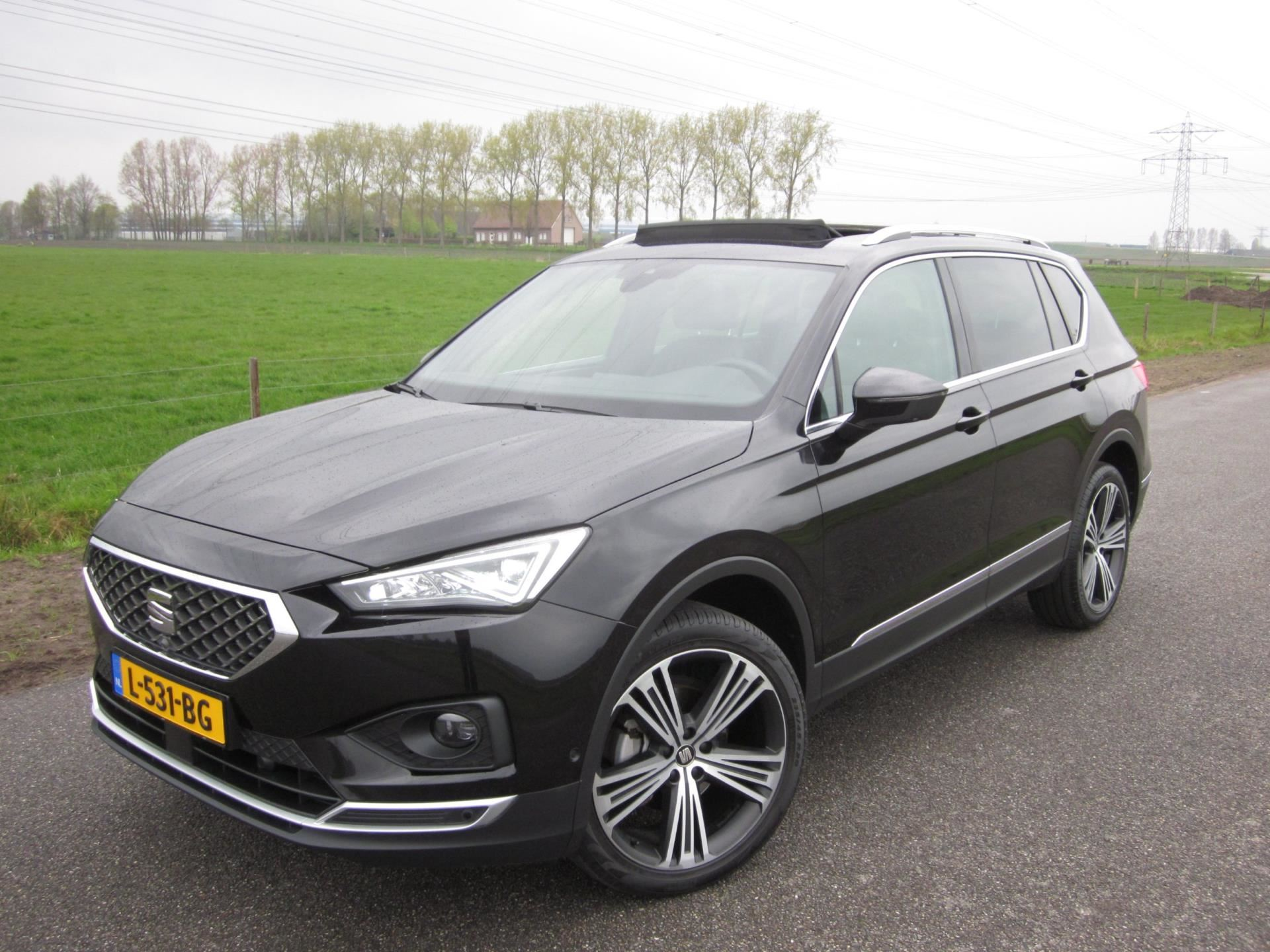 Seat Tarraco occasion - Auto4Motion