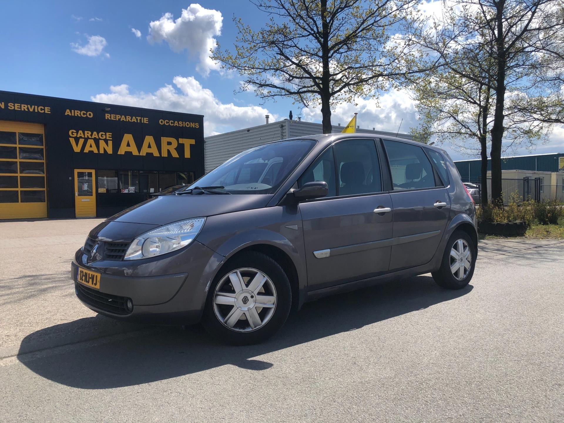 Renault Scénic occasion - Garage van Aart