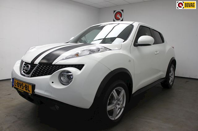 Nissan Juke 1.6 Connect Edition|AUTOMAAT|BOVAG-GARANTIE