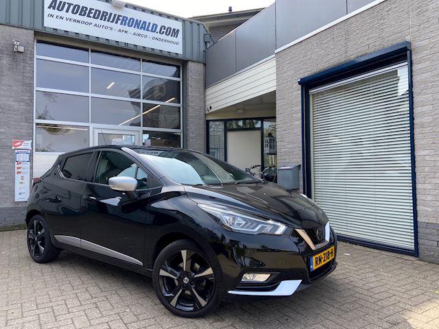 Nissan Micra 1.0L Acenta NL.Auto/26Dkm!!/Cruise/Airco/Elc.Pakket/Media.Scherm