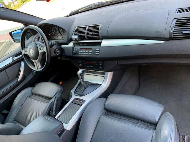 BMW X5 REIHE BMW X5 GRIJS KENTEKEN YOUNGTIMMER