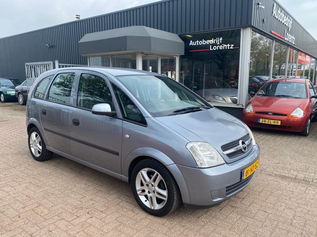 Opel Meriva occasion - Autobedrijf Lorentz