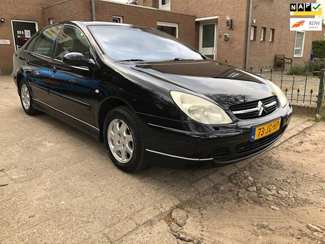 Citroen C5 2.0-16V Exclusive automaat