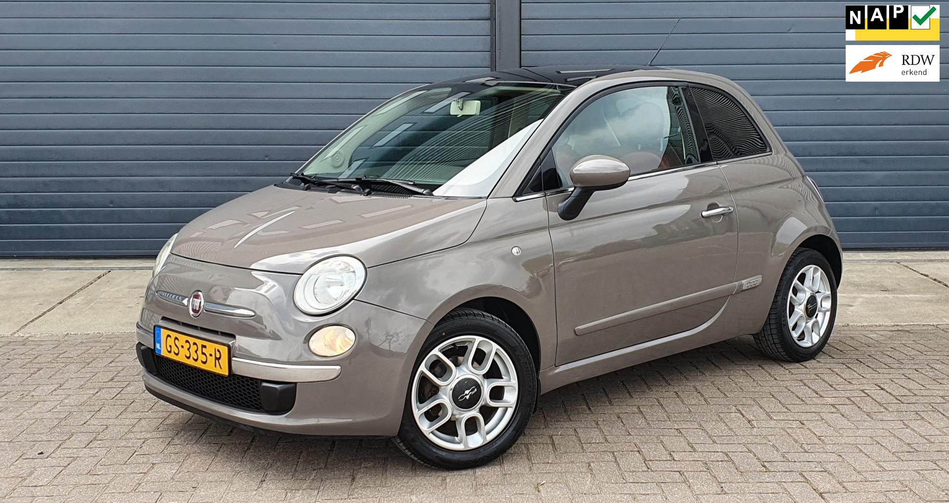 Fiat 500 occasion - Car Trade Nass