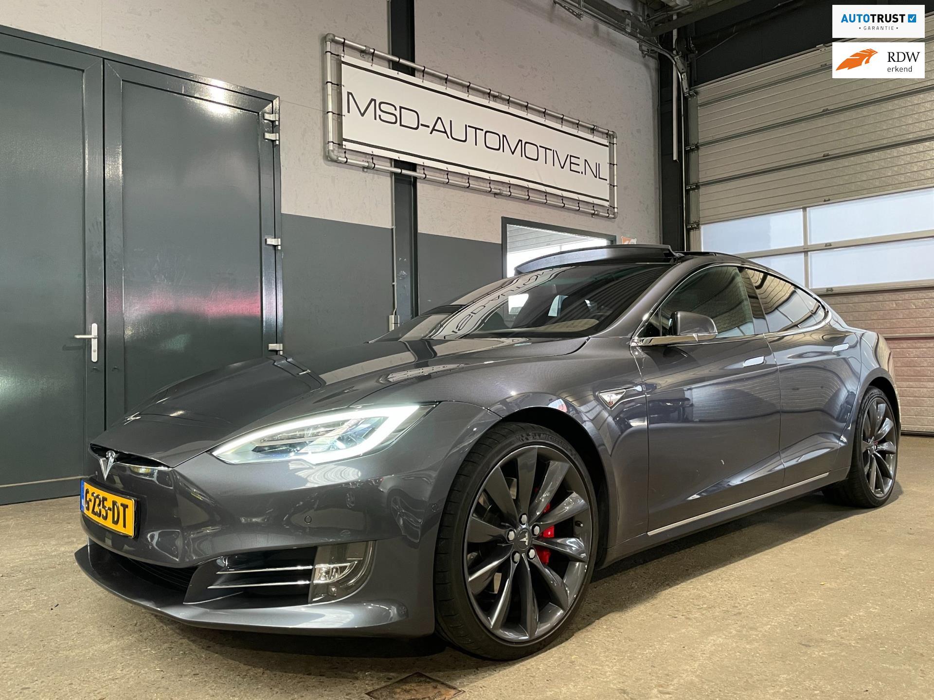 Tesla Model S occasion - MSD Automotive