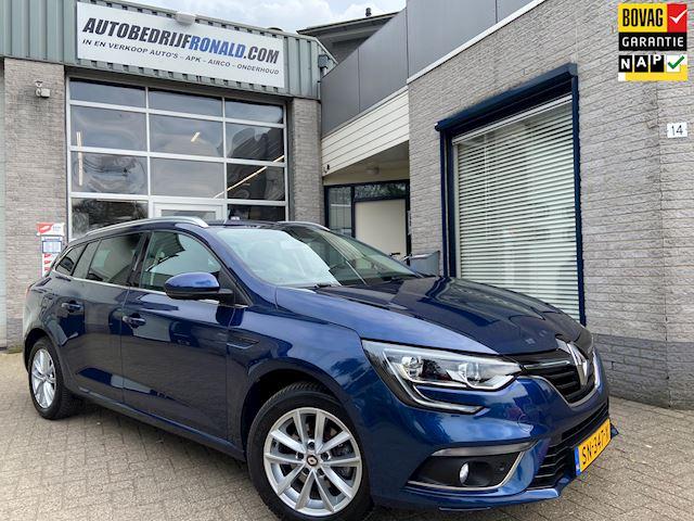 Renault Mégane Estate 1.5 dCi Eco2 Limited NL.Auto/Navigatie/Led/Clima/Cruise/1Ste Eigenaar