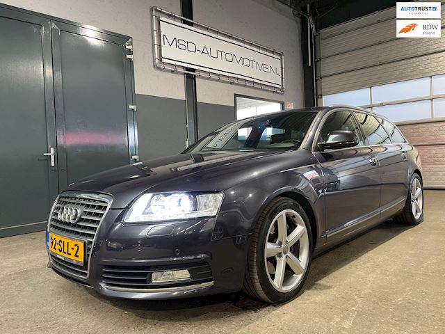 Audi A6 Avant occasion - MSD Automotive