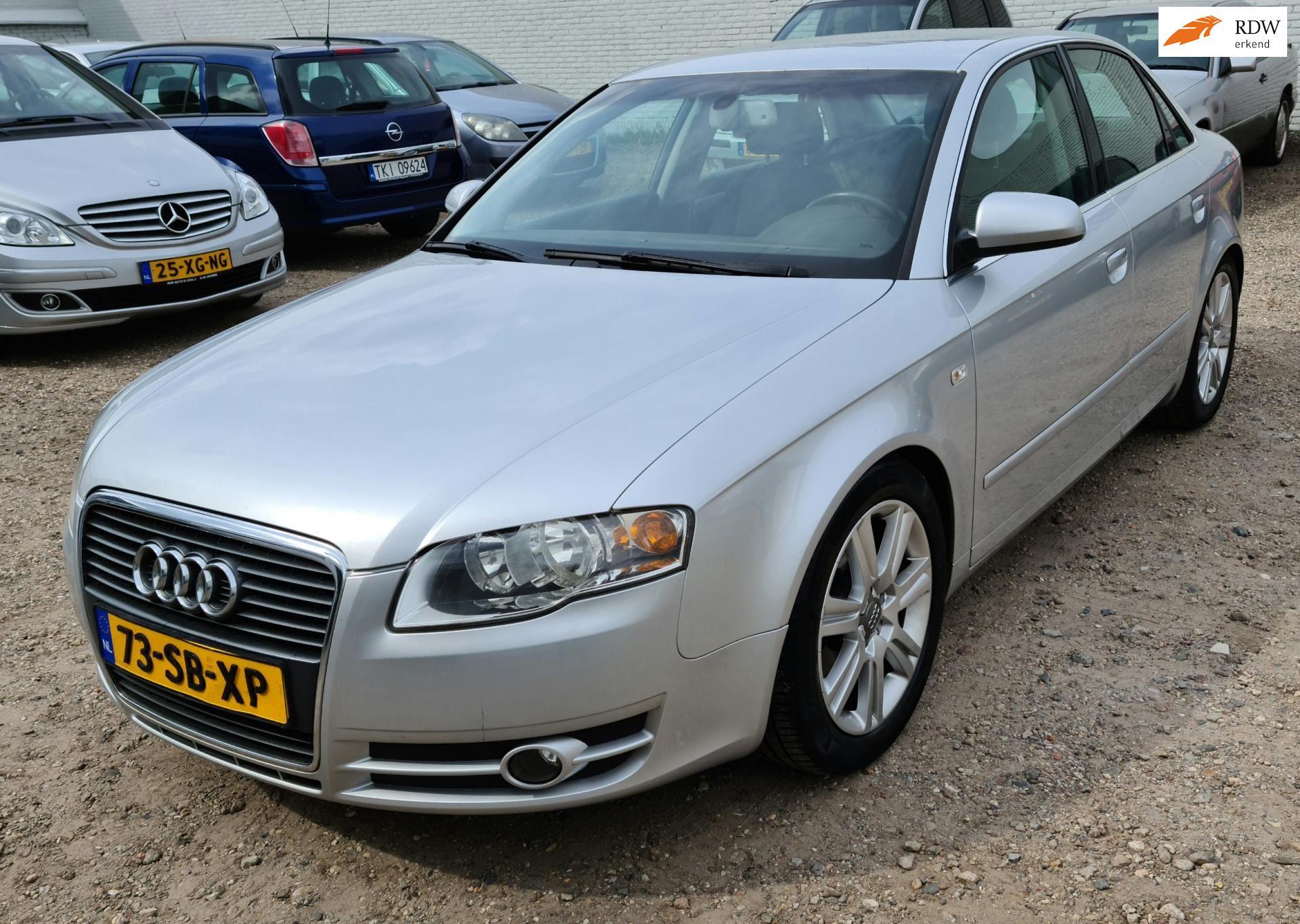 Audi A4 occasion - DeAuto nl