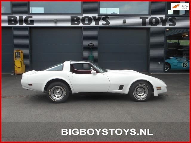 Chevrolet USA Corvette occasion - Big Boys Toys B.V.