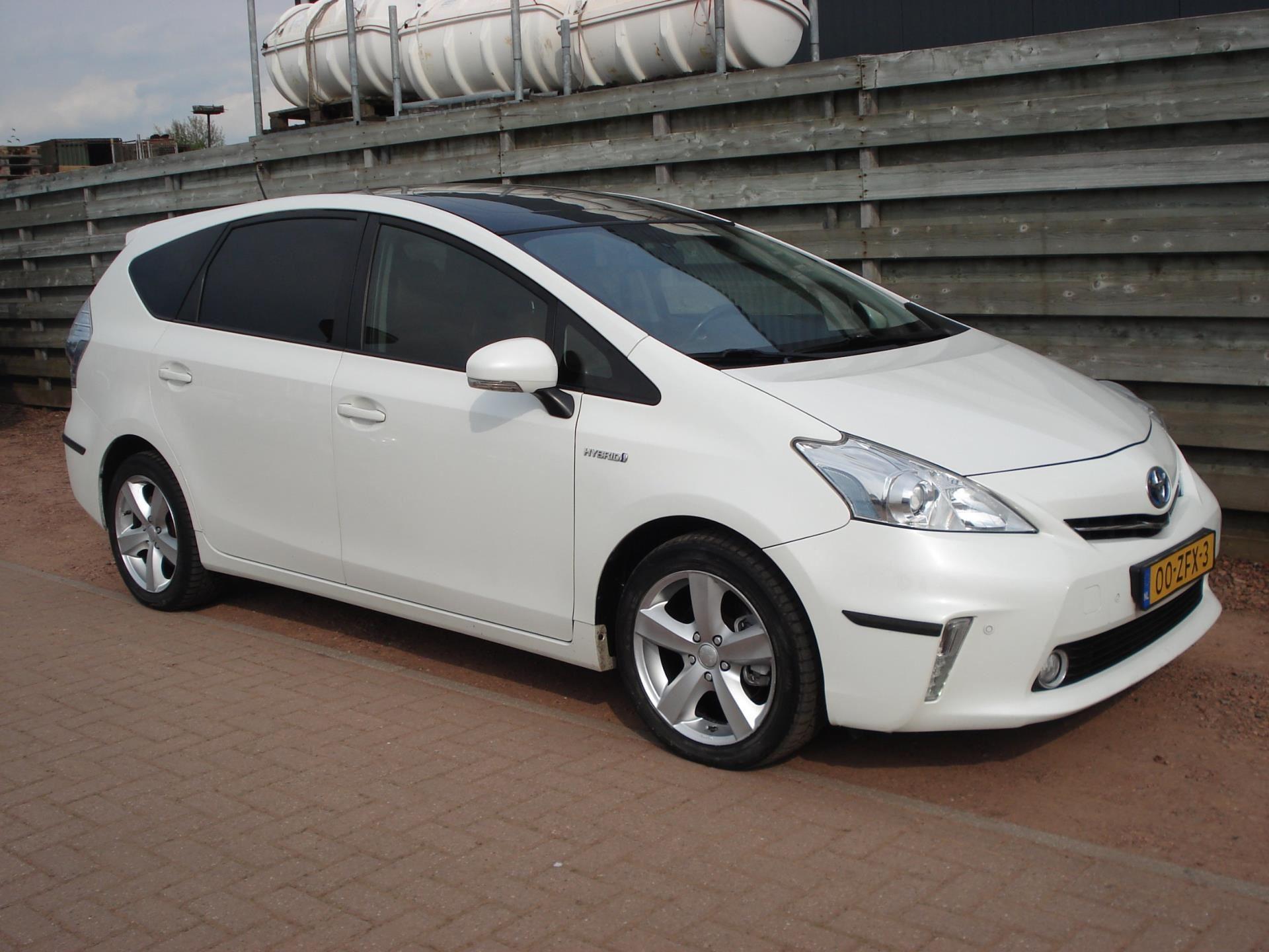 Toyota Prius Wagon occasion - HDM Auto's