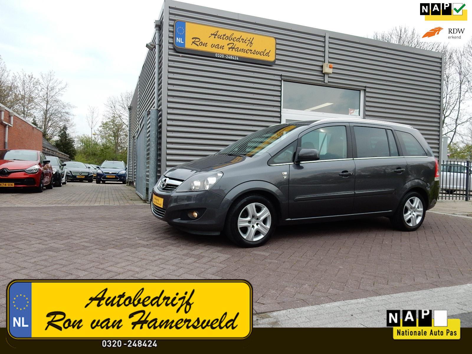 Opel Zafira occasion - Ron van Hamersveld BV