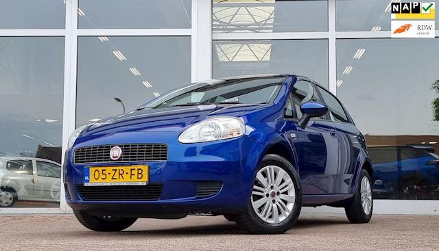 Fiat Grande Punto 1.4i Dynamic 3e Eigenaar 4 zgn Michelin banden 5-drs