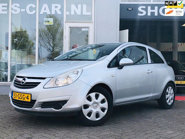 Opel Corsa 1.3 CDTi Business 5-Deurs, Cruise Cr. Airco! Zeer Zuinig!