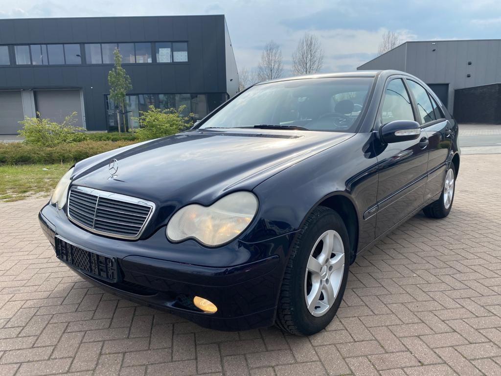 Mercedes-Benz C-klasse occasion - A2 Auto's