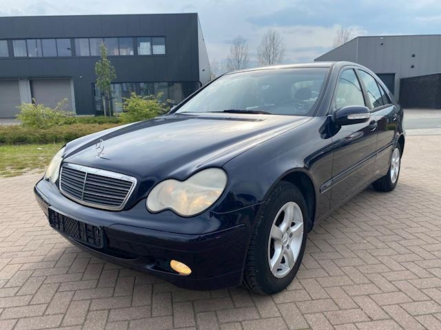 Mercedes-Benz C-klasse 200 CDI Classic *AIRCO*125.000 KM