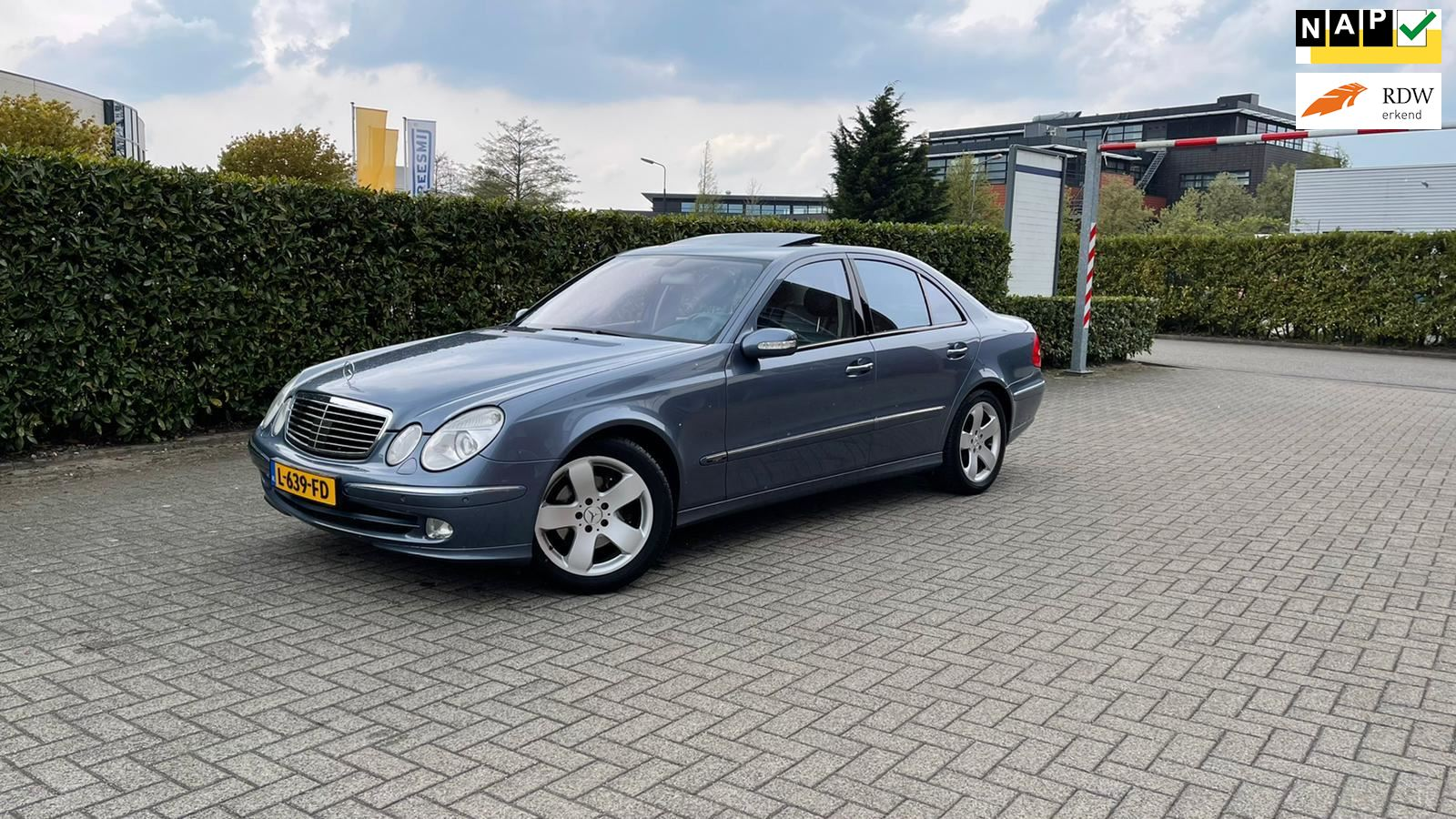 Mercedes-Benz E-klasse occasion - YoungTimersHolland