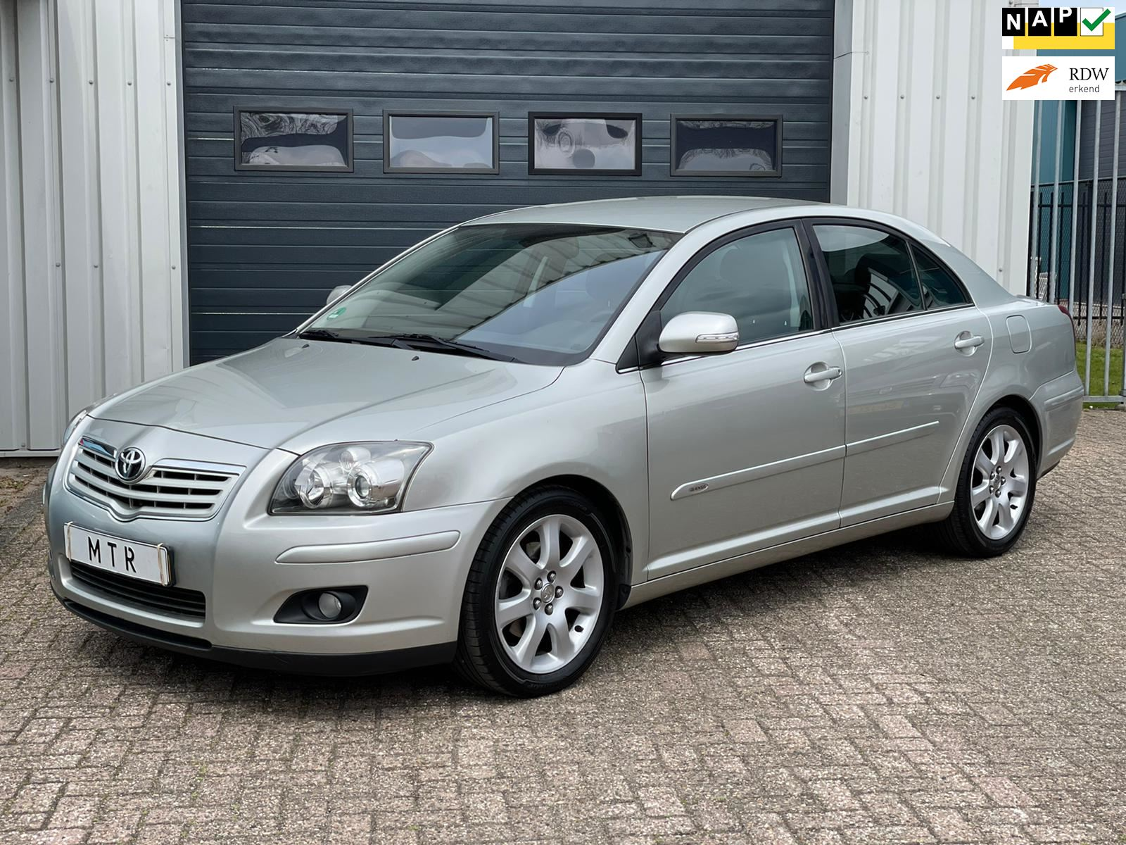 Toyota Avensis occasion - MTR Auto's