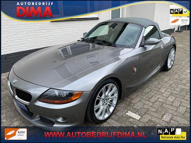 BMW Z4 Roadster 2.5i M-Pakket/ Navi/ Camera/ Cruise Control/ Stoelverwarming