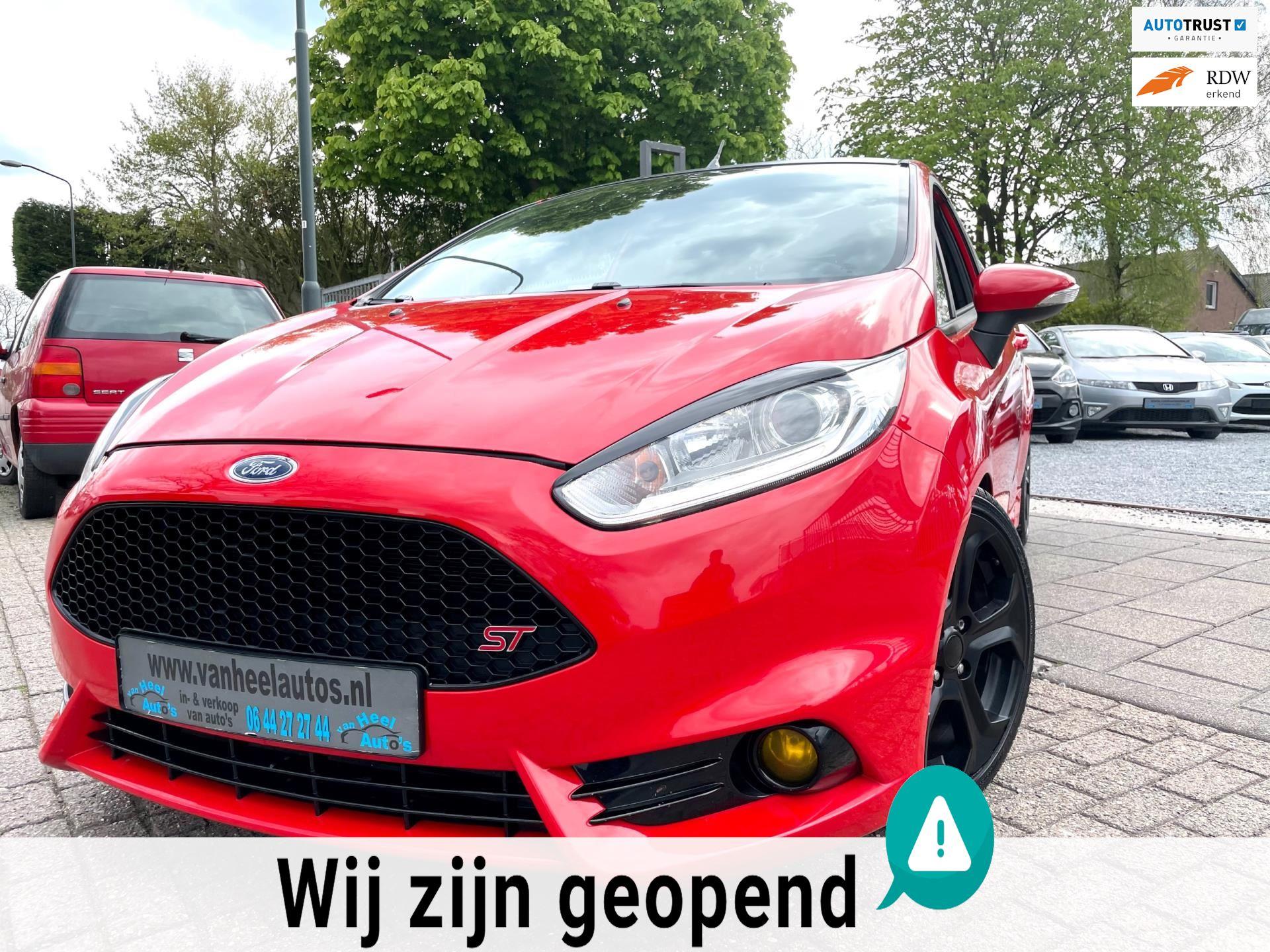 Ford Fiesta occasion - van Heel Auto's