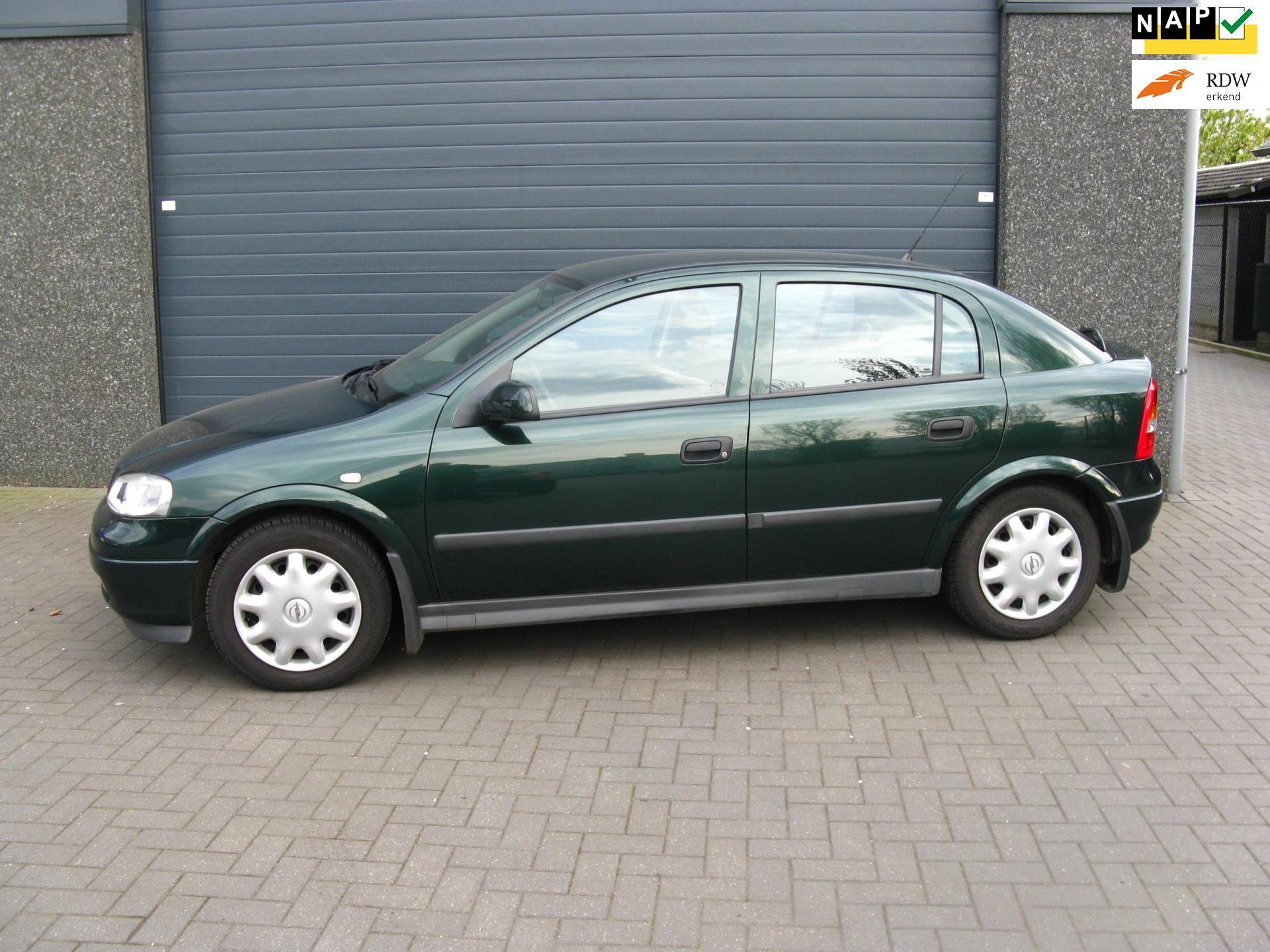 Opel Astra occasion - van Helden Auto's