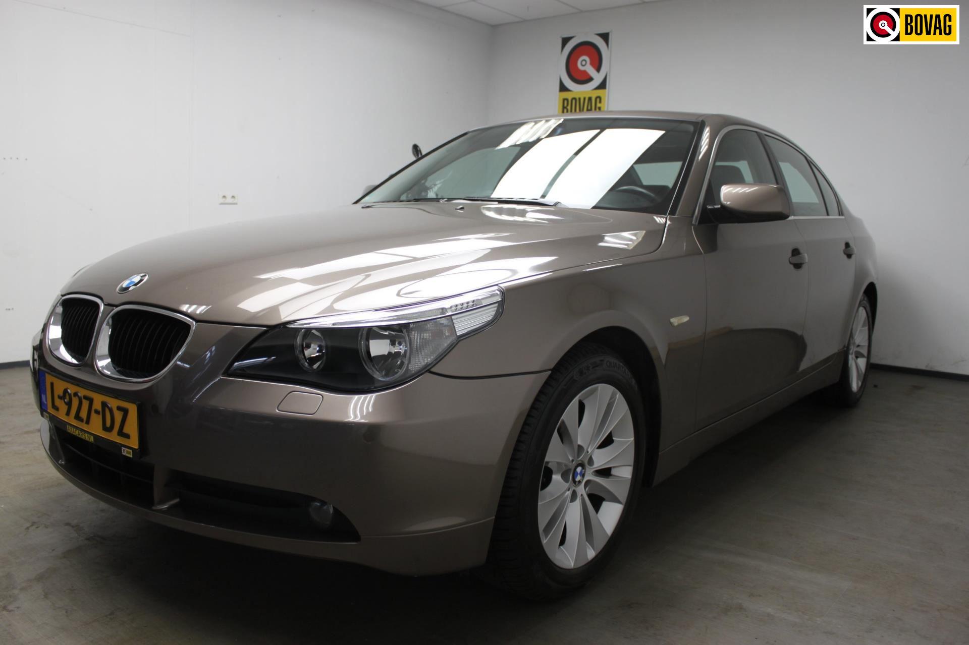 BMW 5-serie occasion - Autoservice Axacars