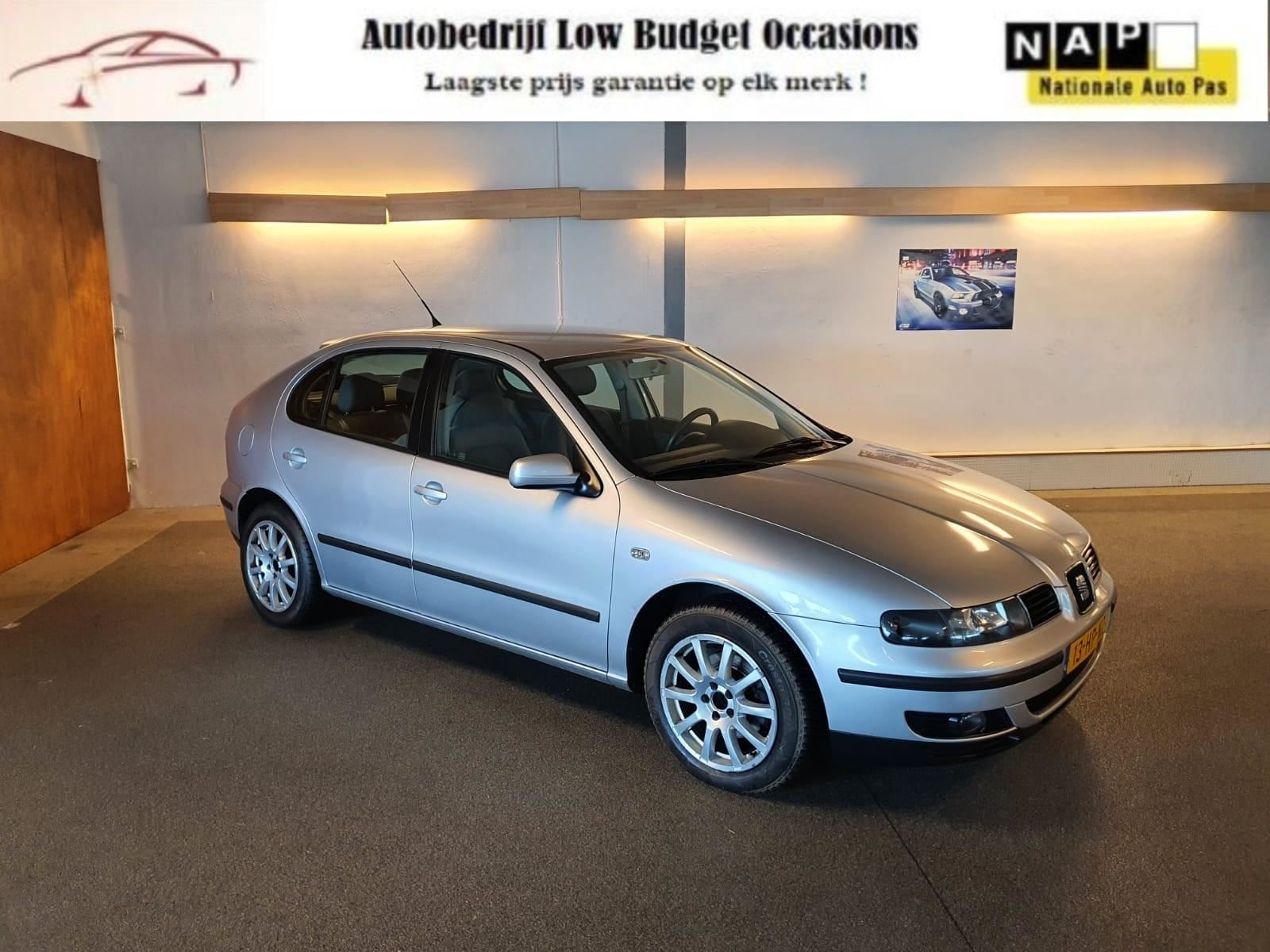Seat Leon occasion - Low Budget Occasions