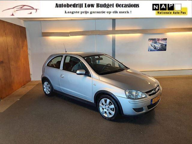 Opel Corsa 1.2-16V Silverline,Apk Nieuw,2 eigenaar,Weining km's,Airco,E-ramen,N.A.P,Dealer onderhouden!!Topstaat!!