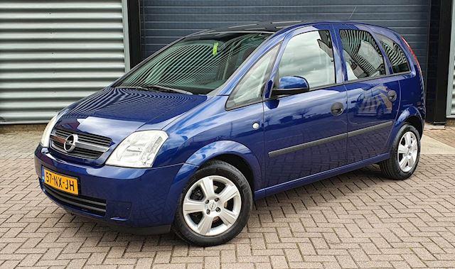 Opel Meriva 1.6 Enjoy 2004 Blauw APK 2022*NAP*CRUISE