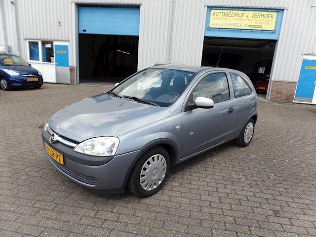 Opel Corsa 1.2-16V Njoy Easytronic automaat