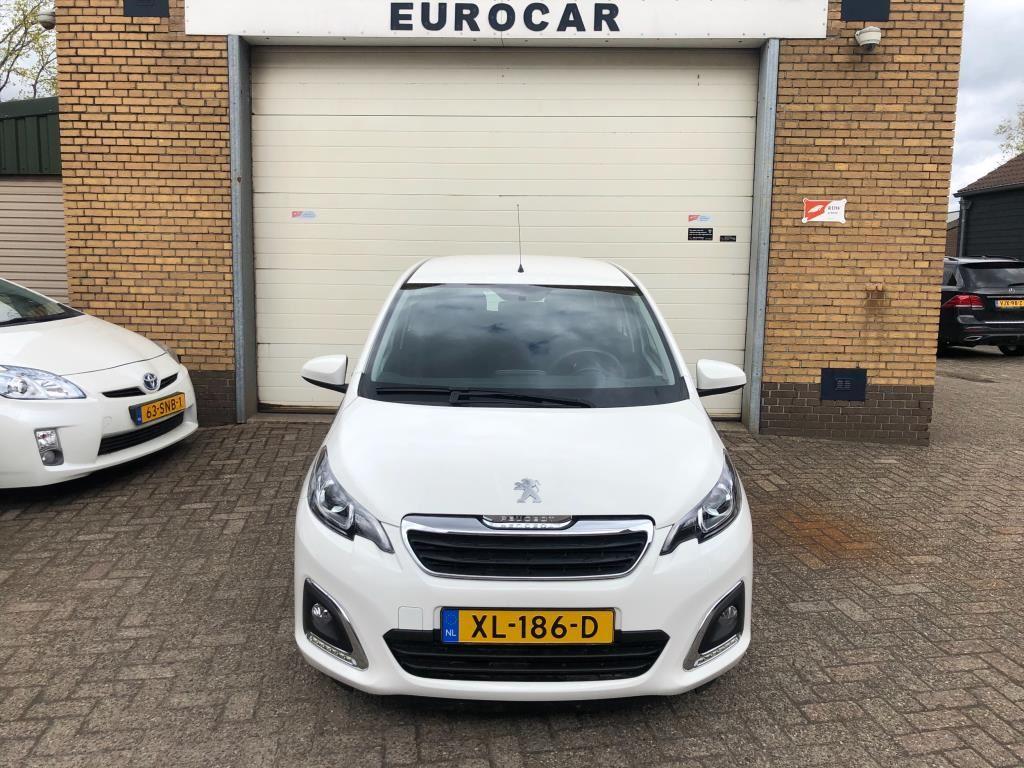 Peugeot 108 occasion - Eurocar