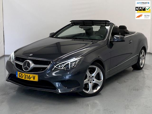 Mercedes-Benz E-klasse Cabrio E 400 /  V6 / Airscarf / Leder