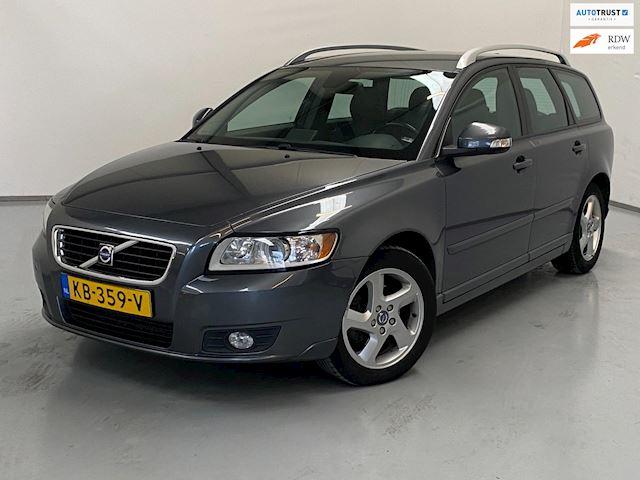Volvo V50 1.6 D2 S/S R-Design Pro Ed, / Navi / LM / Trekhaak