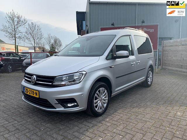 Volkswagen Caddy 1.4 TSI DSG ACC Camera Trekhaak